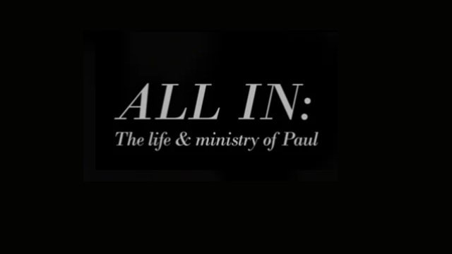 Examing the life and ministry of the Apostle Paul.